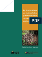LIBRO-La decolonialidad de America Latina y la Heterotopia.pdf