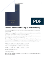 The Man Who Would Be King.pdf
