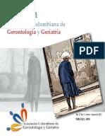 Revista Aosicacion Gerontologia 27 1