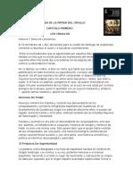 Resumen de La Patria Del Criollo