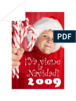 Ya Viene La Navidad