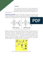 263398803 Fungsi Dan Cara Kerja Transistor