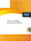 Cultura y Manud Manual de La Unesco