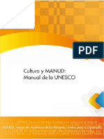 Cultura y Manud Manual de La Unesco