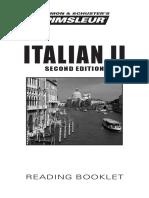 Pimsleur Italian II.pdf