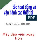[Tt Cnsxdp 1] Nguyen Tac Hoat Dong Va Van Hanh Cac Thiet Bi