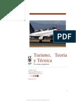Turismo, Teoría y Técnica Un Enfoque Simplificado