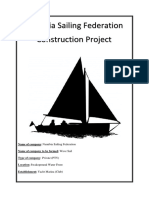 Construction for N.S.F & Wave Sail
