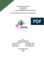 SAP RSSA Menyeka Bayi