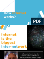 Tema 1 How Internet Works(16.17) REDES 2 UCLM