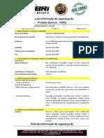 FISPQ Motors Ordenhadeira ISO VG68