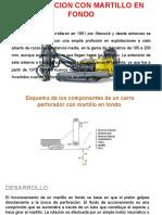 Presentación de Maquinaria