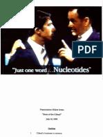 Michael L Riordan - Gilead's Founder & CEO - State of the Gilead Presentation Slides, 1992