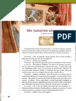 Patricia Suárez - Un Carácter Enigmático
