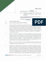 DDU 334 - MINVU