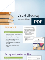 visual literacy- student ppt