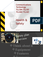commtech safety