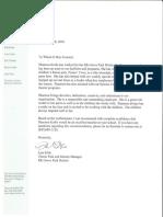 krebs shannon recomendation letters
