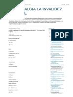 Especialistas en Fibromialgia Rosario