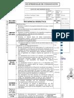 SESIÓN DE APRENDIZAJE DE COMUNICACIÓN DE RICHARD N. CACHIQUE TIRADO.docx