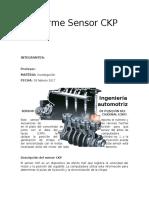Informe CKP