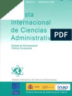Revista Internacional de Ciencias Administrativas Volumen 74 (3) 2008