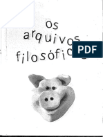 (Law) Os Arquivos Filosóficos