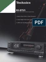 Technics RS-B765