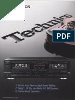 Technics RS-TR355
