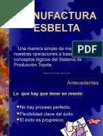Clase 3 Manufactura Esbelta