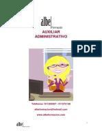 BLOQUE 3 Auxiliar Administrativo
