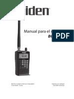 manual de usuario UNIDEM BCXL75