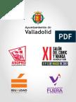 Decálogo Igualdad XI  Salon del  Cómic y Manga de Castilla y León