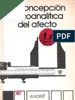 La concepción psicoanalítica del afecto [André Green].pdf