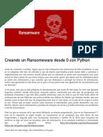 Creando Un Ransomeware Desde 0 Con Python – CyberSecurityLabs