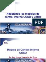 COSO v COBIT v ITIL