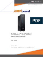 Arris Surfboard Sbg7580-Ac User Guide