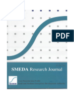 SMEDA Research Journal 2015