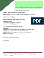 Rapport Des Travaux ABAYAK