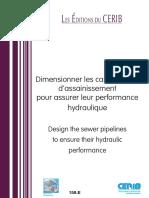 Dimensionner Canalisations Assainissement Pour Assurer Performance Hydraulique