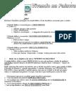 Vivendo Na Palavra-Apostila Do Professor 20010