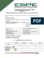 Informe de Avance (II Unidad)