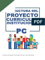 Estructura Del Pci 2017