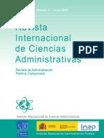 Revista Internacional de Ciencias Administrativas Volumen 74, número 2 junio 2008
