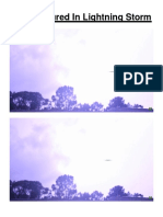 UFO Captured In Lightning Storm.docx
