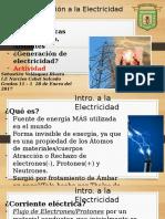 Intro Electricidad