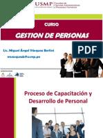 9na Sesion -Capacitación de Personal