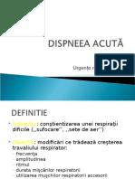 Acute Dyspnea