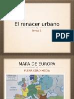 El Renacer Urbano