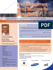 Distribution Management and Metering Solutions for Smart Grids-(1)
